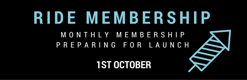 Our new membership package is preparing for launch!