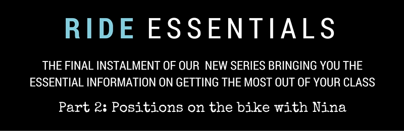 Ride Essentials: Part 2 – Positions on the bike