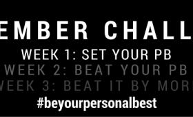 September Challenge #beyourpersonalbest