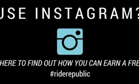 Use Instagram? Want a free Ride?