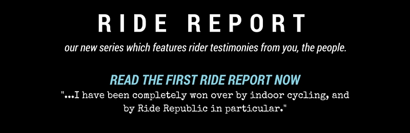 Ride Report: Your experience of Ride Republic
