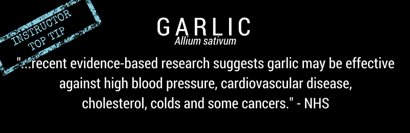Top Tip: Garlic