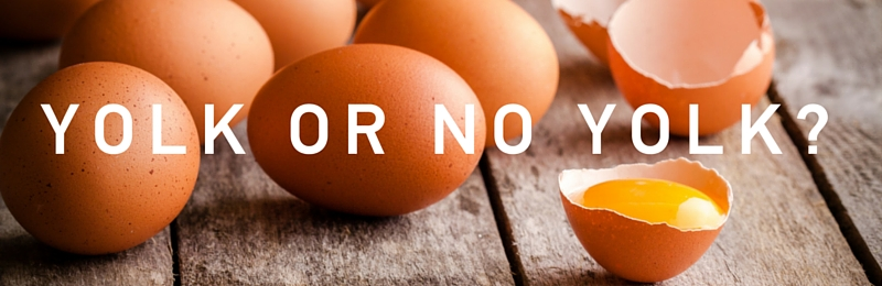 Top Tip: Yolk or no yolk?