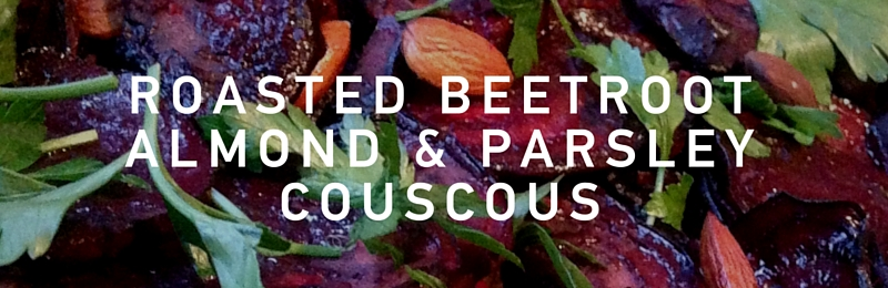 Hungry Romantic: Roasted beetroot winter special