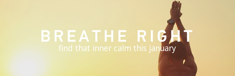 Top Tip: Breathe right