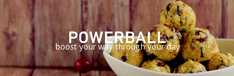Recipe: Powerballs