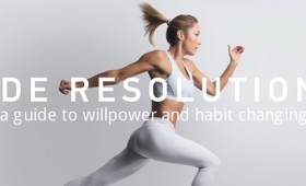 Ride Resolutions: Willpower and habit changing