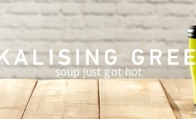 Recipe: Alkalising green soup