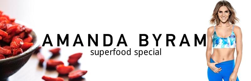 Amanda Byram – Superfoods