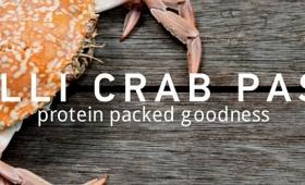 Recipe: Chilli crab pasta