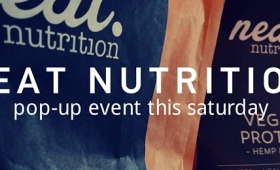 Neat Nutrition – pop-up event