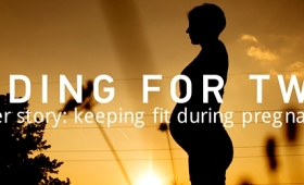 Riding for two: Keeping fit during pregnancy