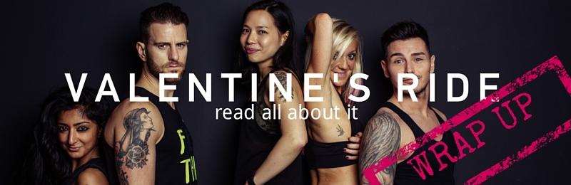 Valentine's Rides: Wrap up