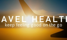 Stay healthy whilst travelling