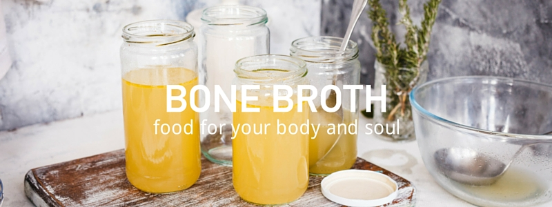 Bone Broth – goodness for body and soul