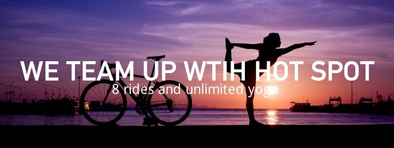 Bike and Bikram Offer
