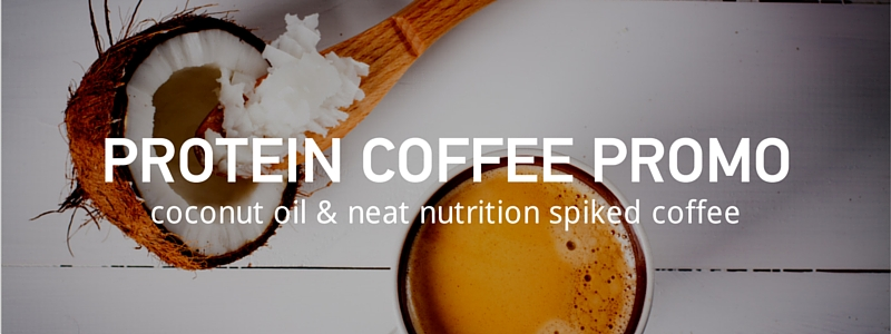 Protein Coffee – why it's better than your average latte.
