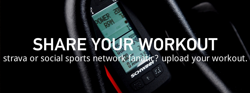Upload Your Workout Onto Social Sports Networks