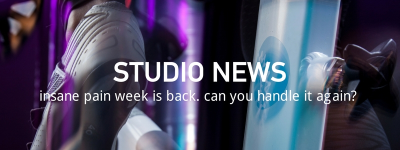 Studio News: October 2016