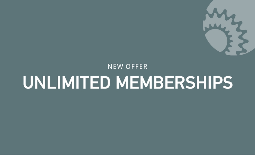 Unlimited Memberships