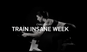 It's back: Train Insane Week