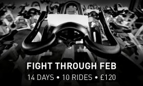Fight through Feb