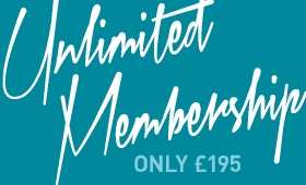 UNLIMITED MEMBERSHIP £195 (REG £295) PLUS NEW MAT CLASSES