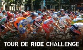 Tour de RIDE Challenge