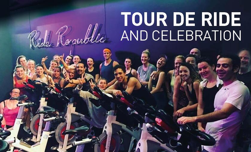 Tour de RIDE & Social!