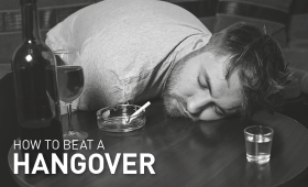 How to beat a hangover!