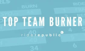 TEAM TOP BURNER EVENT