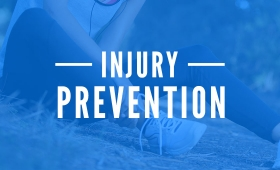 Injury Prevention when starting to run